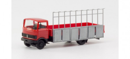 HERPA 1:87 - MERCEDES-BENZ LP 813 WITH CABIN AND GLASS