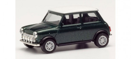 HERPA 1:87 - Mini Cooper with additional headlights