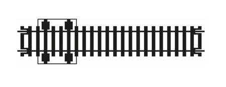 HORNBY  HO / OO (1:87 / 1:76) - Double Isolating Track