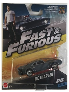 HOTWHEELS 1:55 - FAST & THE FURIOUS CARS - ICE CHARGER