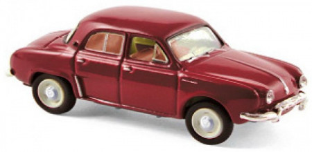NOREV 1:87 - RENAULT DAUPHINE 1956, RED
