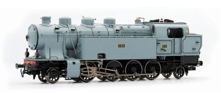 Jouef HO (1:87) - Steam locomotive 141 5314 P.O period II