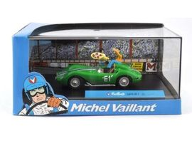MAGAZINE MODELS 1:43 - SPORT E 'MICHEL VAILLANT SERIES', GREEN