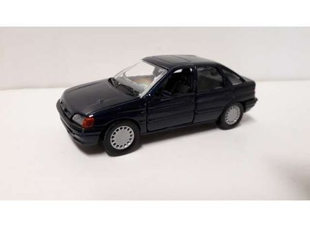 SCHABAK 1:43 - FORD ESCORT, BLUE