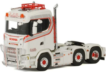 WSI 1:50 - Scania S Normal CS20N J.J.B. Transport (Ireland)