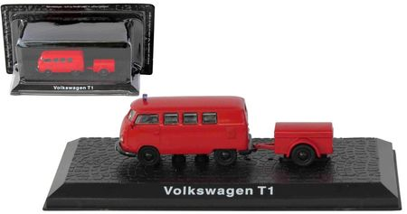 ATLAS 1:72 - VW T1, RED