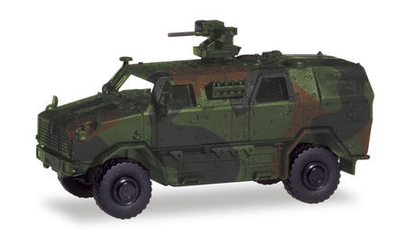 HERPA 1:87 - ATF DINGO WITH FL 200, DECORATED