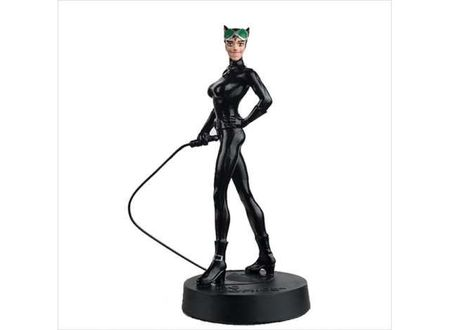 MAGAZINE MODELS 1:21 - CATWOMAN DC SUPERHERO COLLECTION 'RESIN SERIES'