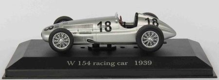 MERCEDES-BENZ Collection 1:43 - W 154 racing car 1939