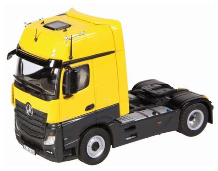 NZG 1:50 - Mercedes Actros FH25 4x2 - Yellow