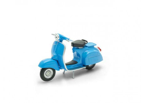 WELLY 1:18 - VESPA 150CC 1970, BLUE