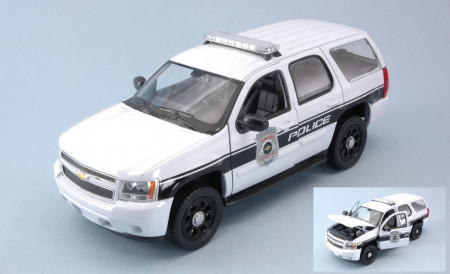 WELLY 1:24 - CHEVROLET TAHOE POLICE VEHICLES