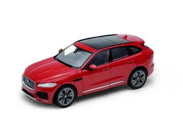 WELLY 1:24 - JAGUAR F-PACE 2016, RED