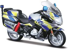MAISTO 1:18 - BMW R 1200 RT 'POLICIE' AUTHORITY (CZECH)