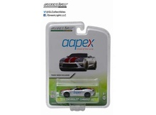 GREENLIGHT 1:64 - CHEVROLET CAMARO SS CONVERTIBLE 2016, 'AAPEX SHOW' LIMITED EDITION
