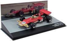 ATLAS 1:43 - LOTUS FORD 72C #8 EMERSON FITTIPALDI P6 GERMANY GP
