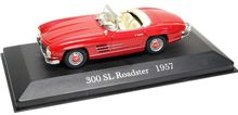 ATLAS 1:43 - MERCEDES BENZ 300 SL ROADSTER (W 198) 1957