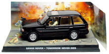 ATLAS 1:43 - RANGE ROVER SPORT 'JAMES BOND' - 1997