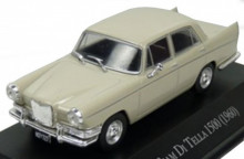 ATLAS 1:43 - SIAM DI TELLA 1500 (RILEY 4) 1960 - UNFORGETABLE CARS, CREAM