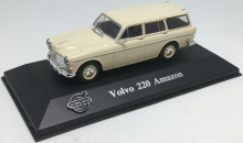 ATLAS 1:43 - VOLVO 220 AMAZON ESTATE, CREAM