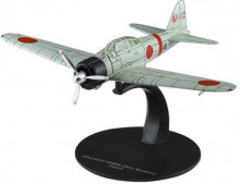 ATLAS 1:72 - MITSUBISHI A6M2B ZERO FIGHTER 21