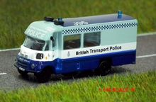 BASE TOYS MODELS 1:148 - LEY FG INCIDENT UNIT BRITISH TRANS POLICE