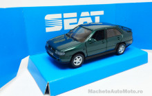 DEALER MODEL 1:43 - SEAT TOLEDO I (1991-1998) *IN SEAT DEALER PACKAGING*, GREEN