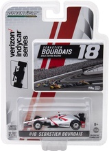 GREENLIGHT 1:64 - #18 SEBASTIEN BOURDAIS DALE COYNE 2017 RACING 'INDYCAR SERIES'