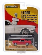 GREENLIGHT 1:64 - FORD T5 1965, RED