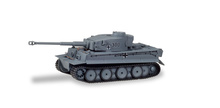 HERPA 1:87 - Heavy Tank Tiger Vers. H1 - decorated - Battle of Kursk