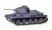 HERPA 1:87 - Main battle tank T-34/76 german commandant dome