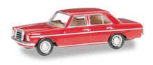 HERPA 1:87 - Mercedes-Benz 240 D /8, flame red