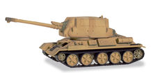 HERPA 1:87 - SELF PROPELLED ARTELLERIE PANZER 'AEGYPTEN'