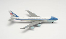 """HERPA (WINGS) 1:500 - United States Boeing VC-25A """"Air Force One"""", 89th Airlift Wing, Joint Base Andrews – 82-8000"""