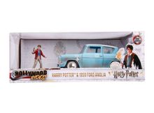 JADA 1:24 - FORD ANGLIA 1959 WITH HARRY POTTER FIGURE