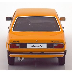 KK SCALE 1:18 - AUDI 80 GTE, 1972 - GALBEN/NEGRU