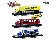 M2 MACHINES 1:64 - AUTO HAULERS SERIES 19B*. ASSORTMENT - 1 BUCATA