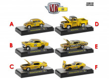 M2 MACHINES 1:64 - MOONEYES SPECIAL - 1 BUCATA
