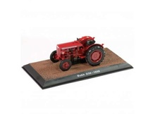 MAGAZINE MODELS 1:32 - BUKH D30 1958, RED