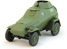 MAGAZINE MODELS 1:43 - BA 64, GREEN