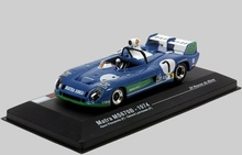 MAGAZINE MODELS 1:43 - MATRA MS670B LE MANS H.PESCAROLO - 1974