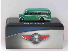 MAGAZINE MODELS 1:72 - BEDFORD OB RON W.DREW, GREEN/GREY
