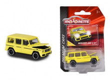 MAJORETTE 1:64 - MERCEDES BENZ G63 AMG WAGON, YELLOW