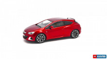MOTORART 1:43 - OPEL ASTRA J GTC OPC 2019 IN OPEL DEALER PACKAGING, RED #07751000