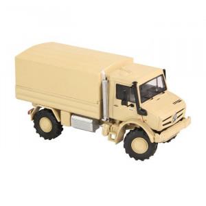 NZG 1:50 - Mb Unimog U 5000, Offroad 'Sand'
