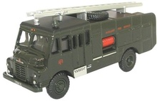 OXFORD 1:76 (00) - Original AFS Green Goddess