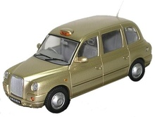 OXFORD COMM. 1:43 - TX4 TAXI GOLD