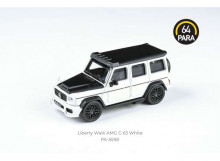PARA64 1:64 - MERCEDES-BENZ AMG G63 LIBERTY WALK 2018, WHITE