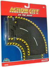 REALTOY - ACTION CITY ROAD 'CURVES' CLIP TOGE (WSL)