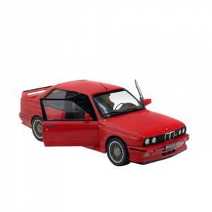 SOLIDO 1:18 - BMW E30 1986 RED
